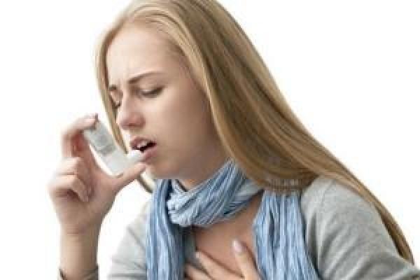 Tratamentos naturais para asma