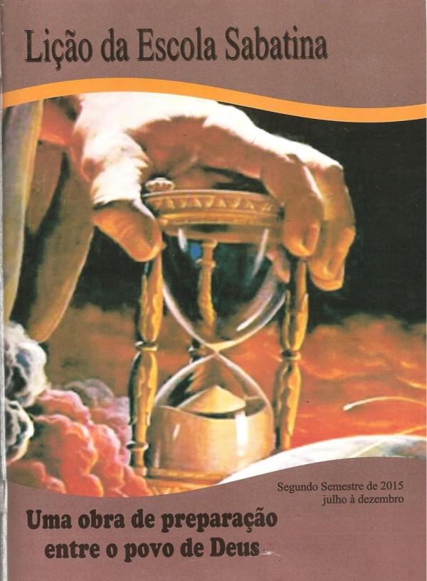 Uma Obra de Preparação Entre o Povo de Deus